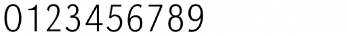 URW Grotesk Narrow ExtraLight Font OTHER CHARS