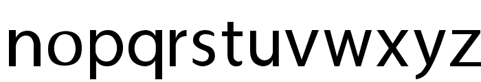 Usuality Font LOWERCASE