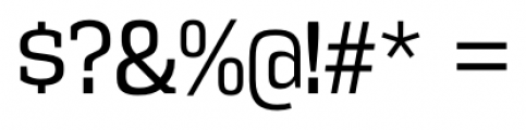 Vectipede Book Font OTHER CHARS