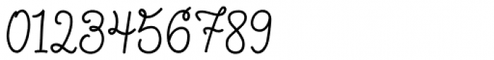 Veronia Bold Font OTHER CHARS