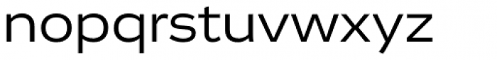 Vito Extended Font LOWERCASE