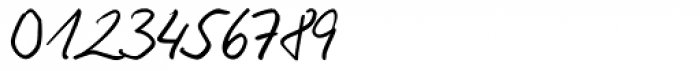Volker Handwriting Pro Font OTHER CHARS
