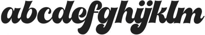 VVDS_Pacifica otf (400) Font LOWERCASE