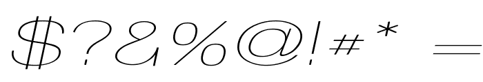 Walkway Upper Oblique Expand Font OTHER CHARS