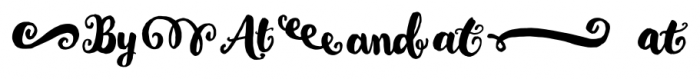 Wanderlust Ornaments Font OTHER CHARS