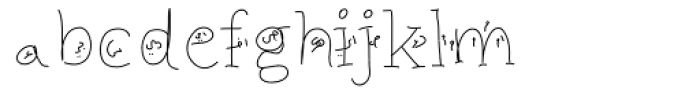 Wahed Font LOWERCASE