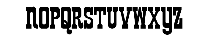 Wendyville Font LOWERCASE