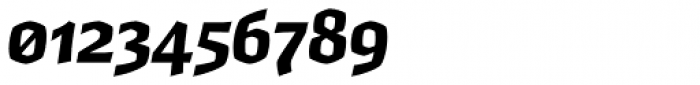 Whisky 1670 Italic Font OTHER CHARS