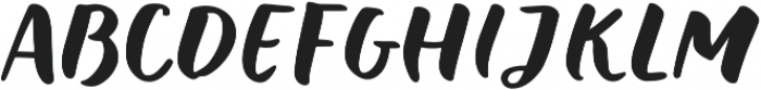 Wild Creatures All Caps otf (400) Font LOWERCASE