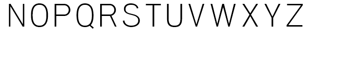Woolworth Light Font UPPERCASE