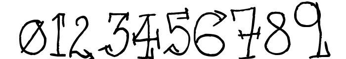 WS Serif Font OTHER CHARS