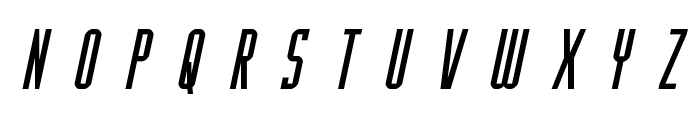 Y-Files Title Italic Font LOWERCASE