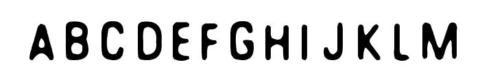 You Can Make Your Own Font Font LOWERCASE