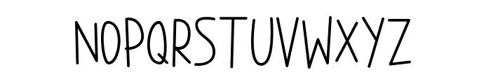 You are a TOY Font UPPERCASE