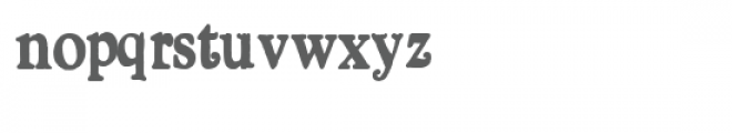 zp toadstool greetings Font LOWERCASE
