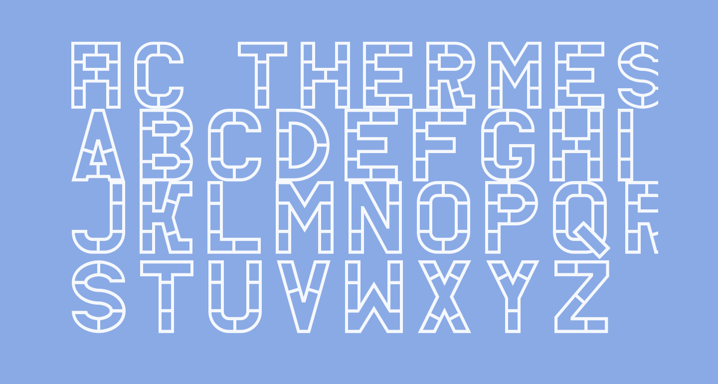 AC Thermes Outline