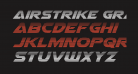 Airstrike Gradient Regular