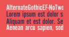 AlternateGothicEF-NoTwo