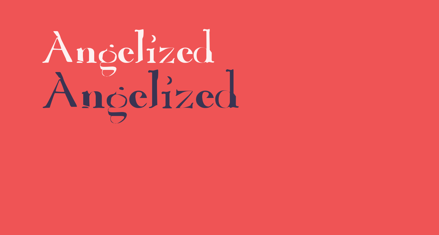 Angelized
