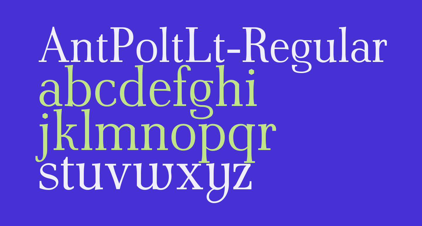 AntPoltLt-Regular