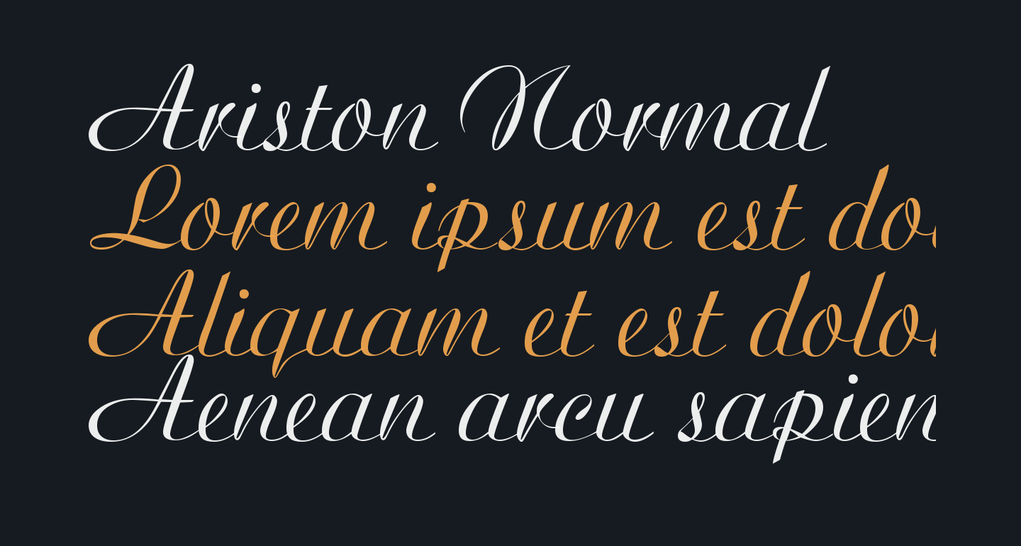 Ariston Normal