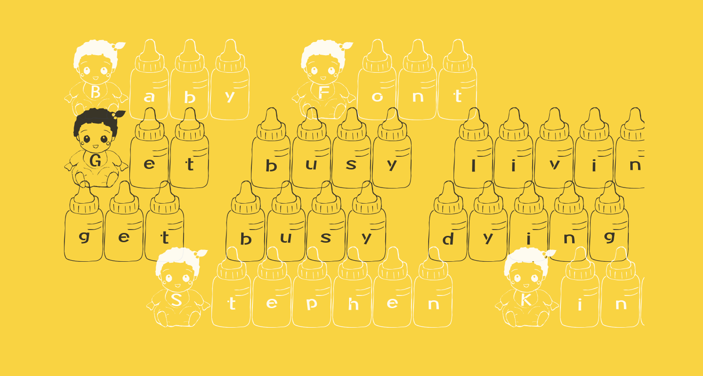 Baby Font