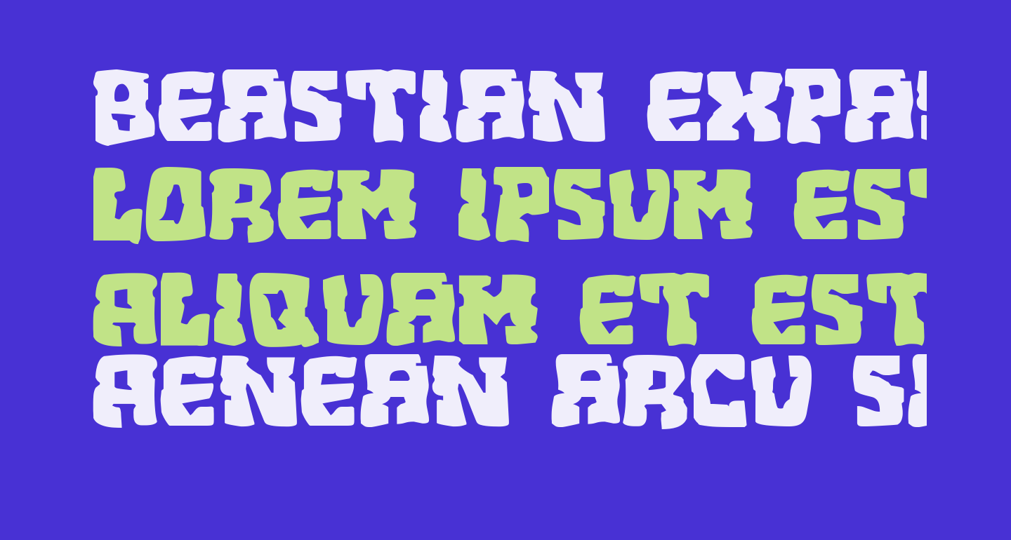 Beastian Expanded