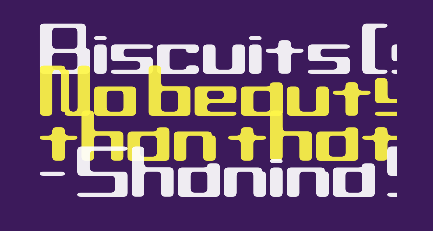 Biscuits [sRB]