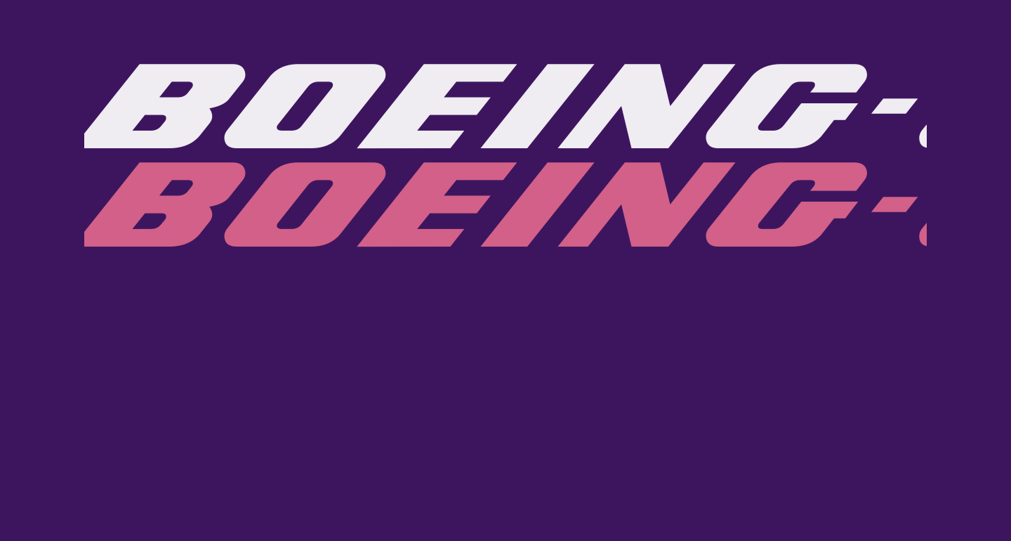 BOEING-style
