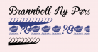 Brannboll Ny Personal Use Only