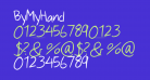 ByMyHand