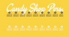 Candy Shop Personal Use