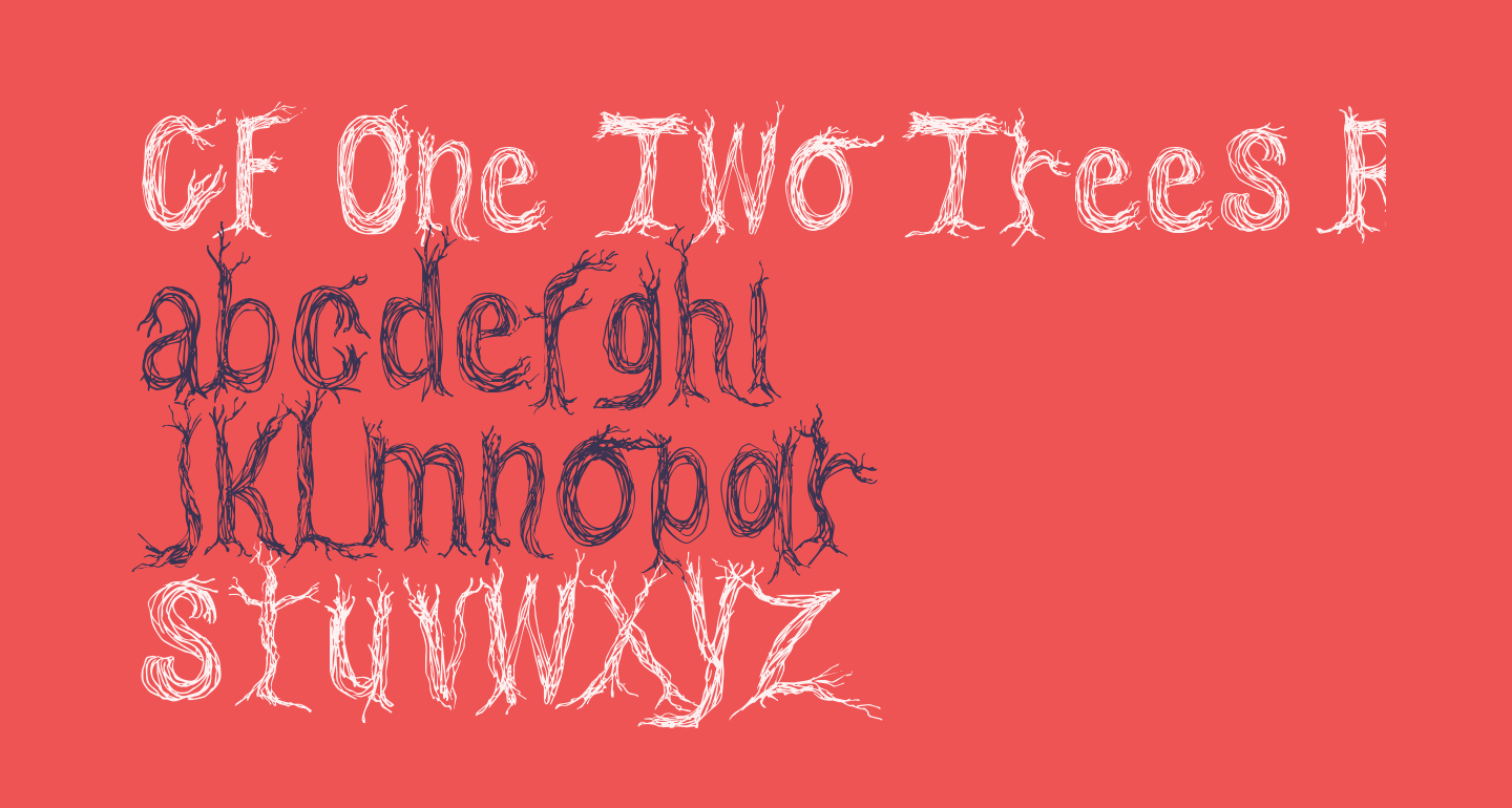 CF One Two Trees Regular