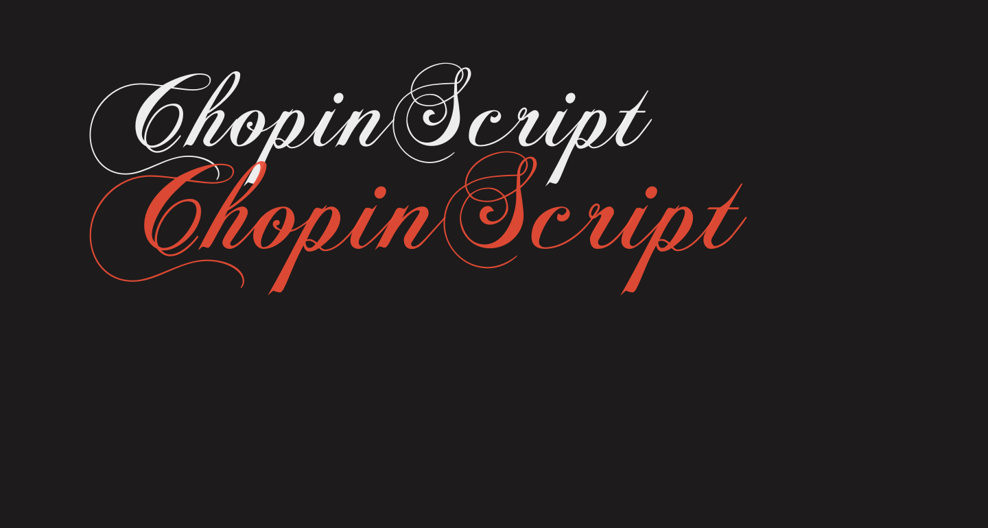 ChopinScript