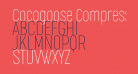 Cocogoose Compressed Trial Thin
