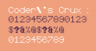 Coder's Crux 2 Regular