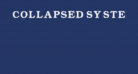 Collapsed System CAPS