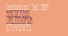 Combustion Tall BRK