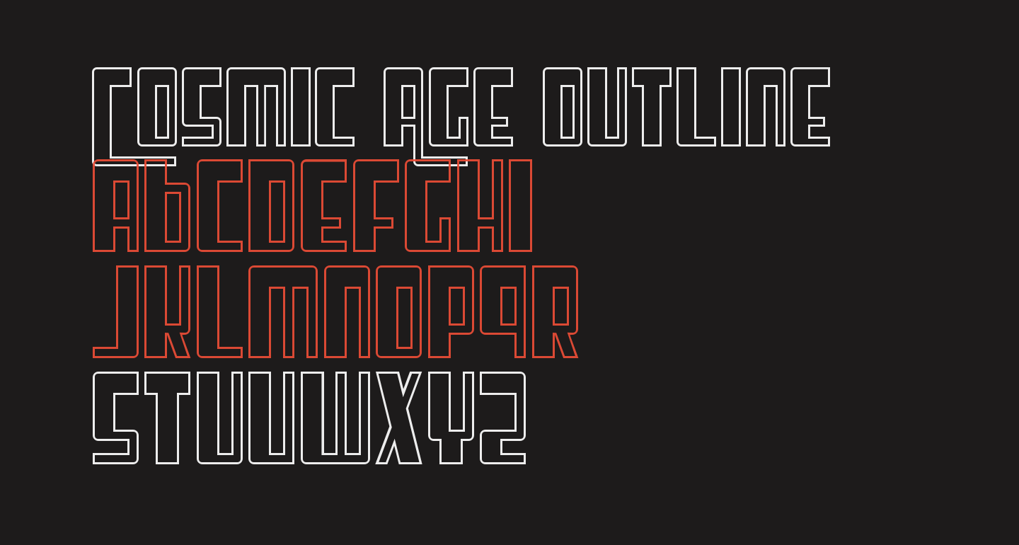 Cosmic Age Outline