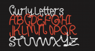 CurlyLetters