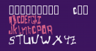 dearcycle   Oddtype