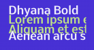 Dhyana Bold