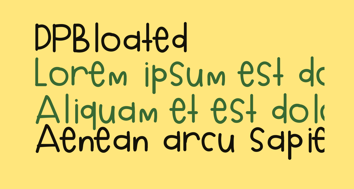 DPBloated