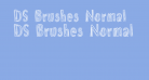 DS Brushes Normal