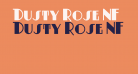 Dusty Rose NF