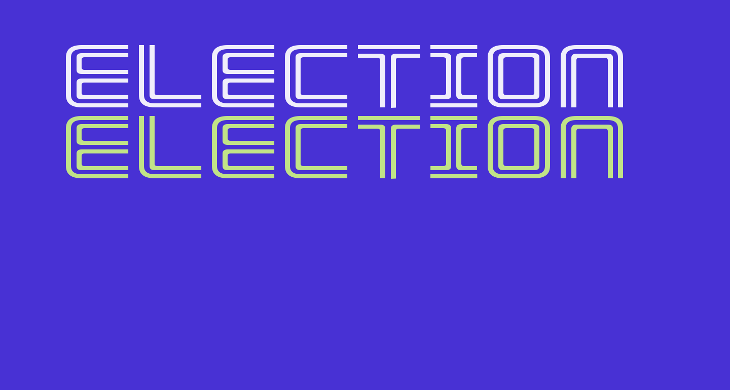 Election Day Expanded