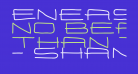 Eneas Expanded Bold