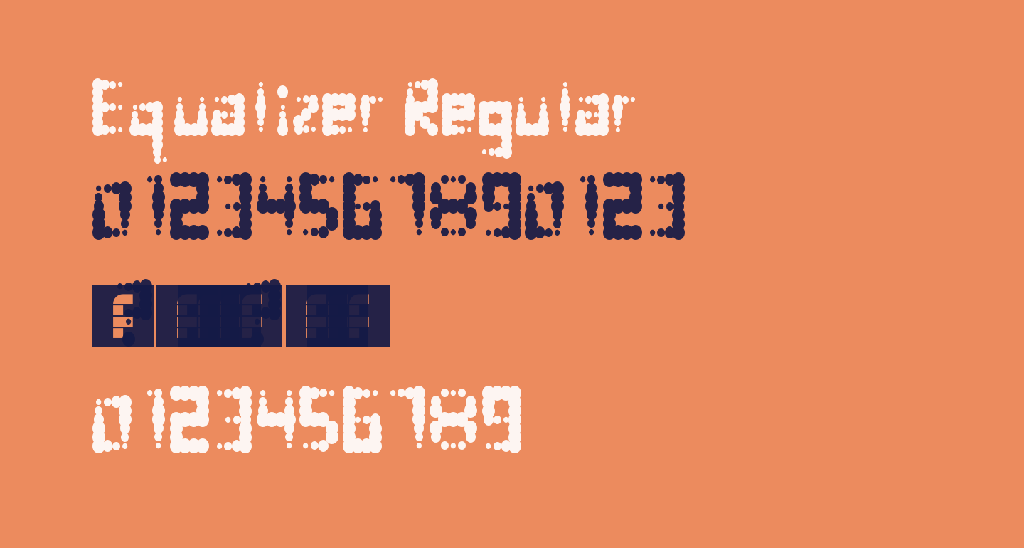 Equalizer Regular