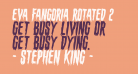 Eva Fangoria Rotated 2