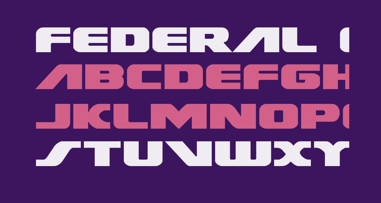 Federal Escort Expanded